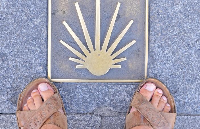 Botiquín homeopático para hacer el Camino de Santiago