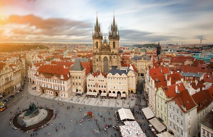 IV Encuentro Internacional de CEDH en Praga