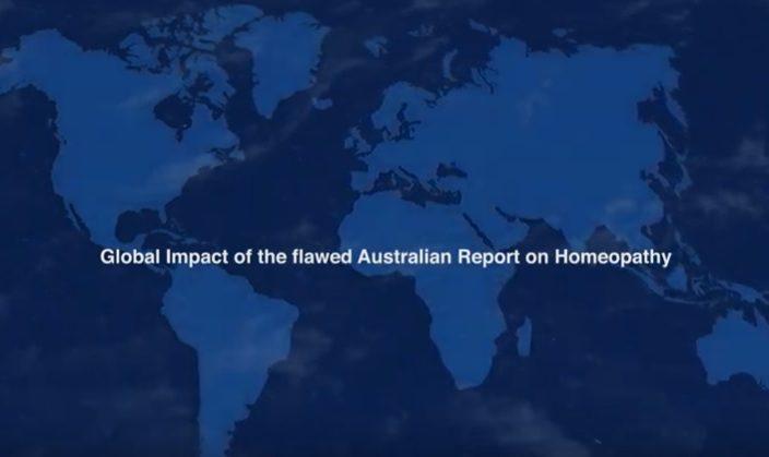 Informe Australiano sobre Homeopatía y fraudes científicos