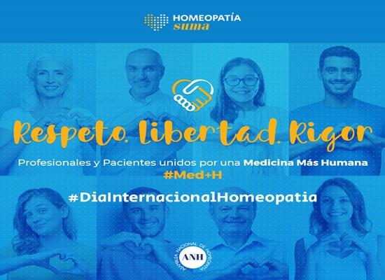 Día Internacional de la Homeopatía