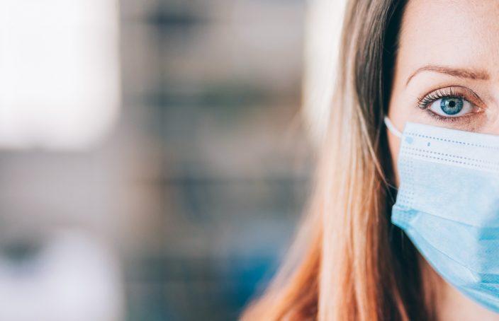 Problemas de piel causados por la mascarilla y homeopatía