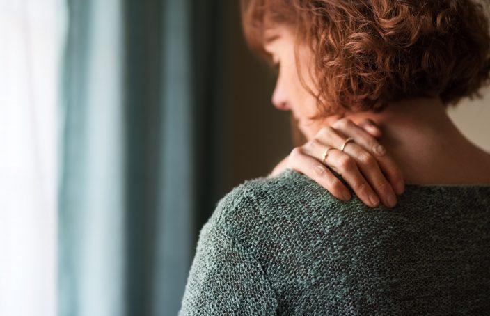 Síndrome del hombro congelado o capsulitis adhesiva del hombro