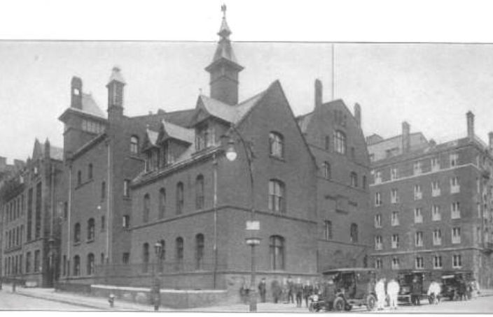New York Homeopathic Medical College and Flower Hospital (1917) (http://www.homeoint.org/cazalet/histo/newyork.htm)